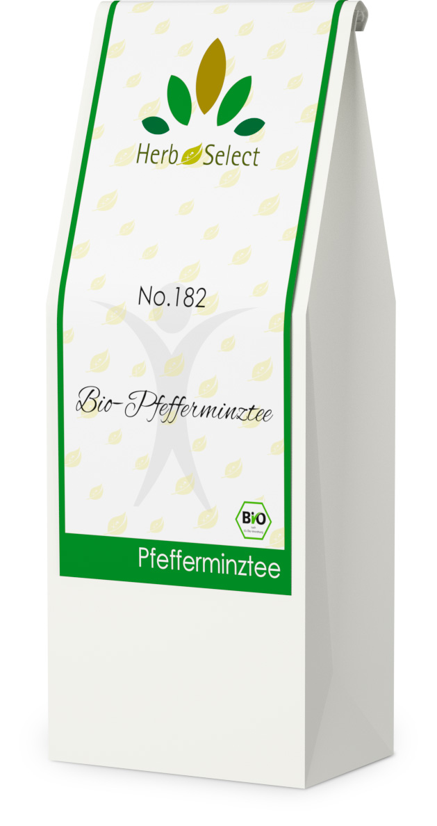HerbSelect No.182 Bio Pfefferminztee