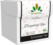 HerbSelect Bio No.333 Darjeeling-Rose